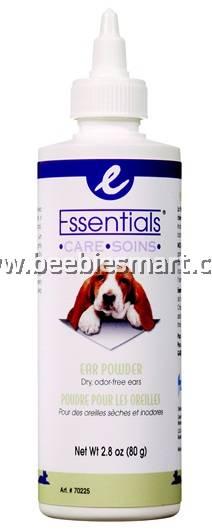 Essentials Dog Ear Powder - 80 g