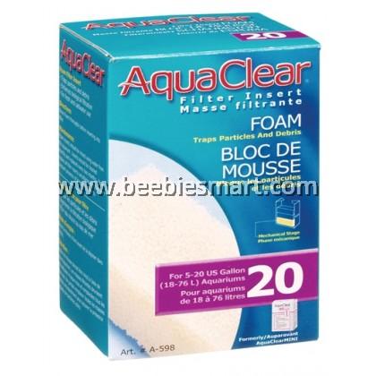 Aqua Clear Mini Foam Filter Block