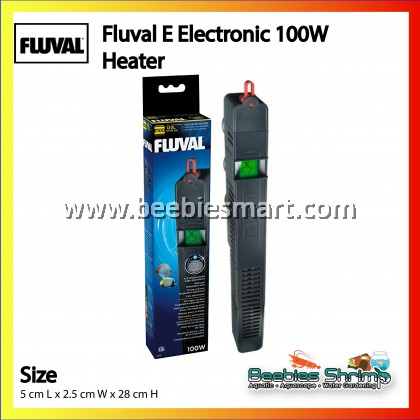 Fluval E Electronic 100W Heater