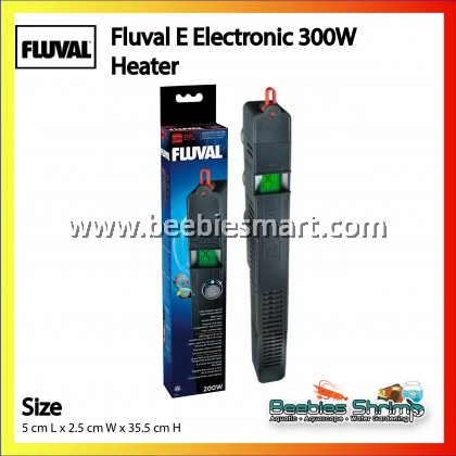 Fluval E Electronic 300W Heater