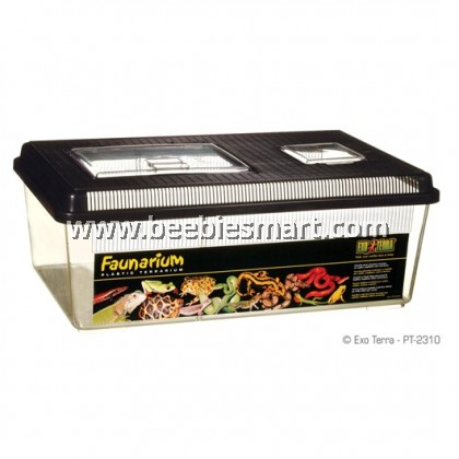 Exo Terra Breeding Box, Small,21.2 x 21.2 x 15.5 cm
