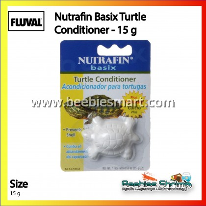 Nutrafin Basix Turtle Conditioner - 15 g