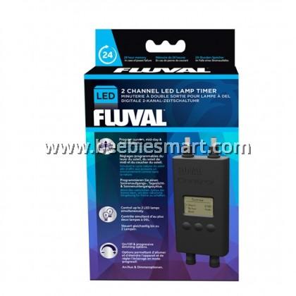 Fluval 2-Channel Digital LED Lamp Timer