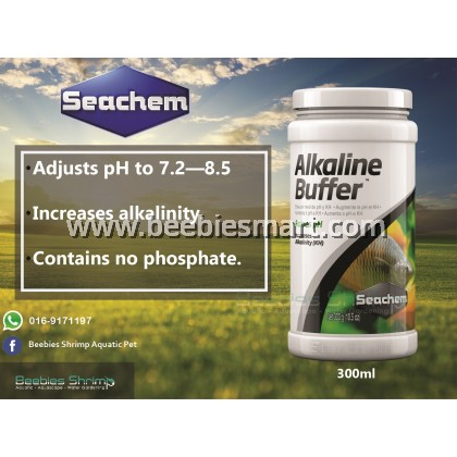 Seachem Alkaline Buffer 300g