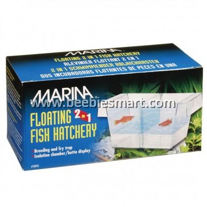 Marina 2 in 1 Fish Hatchery Breeding Box