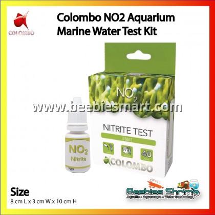 COLOMBO NO2 AQUARIUM MARINE WATER TEST KIT