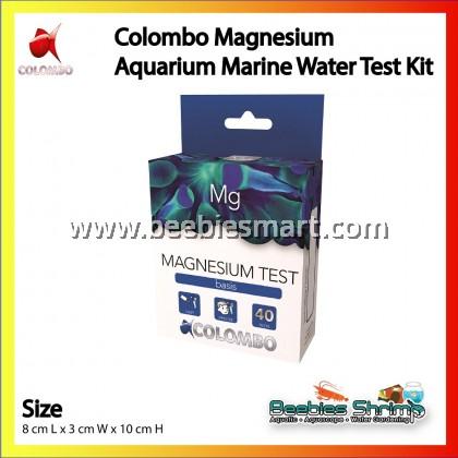 COLOMBO MG AQUARIUM MARINE WATER TEST KIT