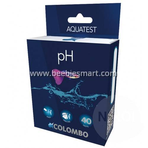 COLOMBO pH AQUARIUM FRESHWATER TEST KIT