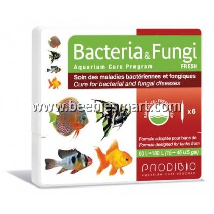 PRODIBIO Bacteria & Fungi Fresh 6 vials