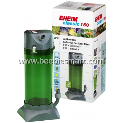EHEIM External Canister Filters Classic 150