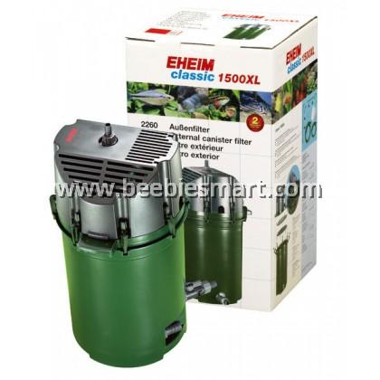 EHEIM External Canister Filters Classic 1500XL
