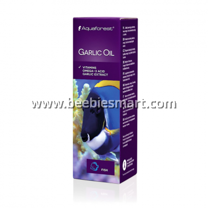 AquaForest Garlic Oil - 50ml