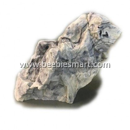 Geo System Aquascape Rocks Aquarium Deco Rock Decoration Stone, Large