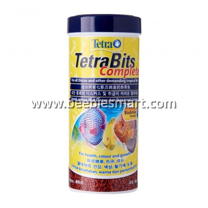 Tetra TetraBits Complete Discus Fish Food 93g