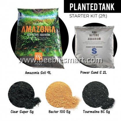 Planted Tank Substrate Starter Pack 2ft