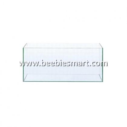 Crystal Clear Glass Aquarium 90 x 45 x 45 CM