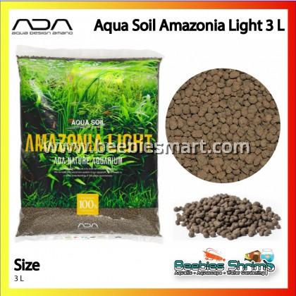 ADA Aqua Soil AMAZONIA LIGHT -Normal- (3ℓ)
