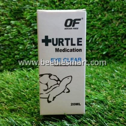 OCEAN FREE TURTLE MEDICATION EYE CLEAR 20ML