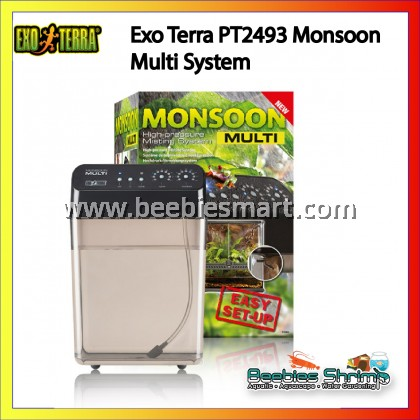 Exo Terra PT2493 Monsoon Multi System 8 liter