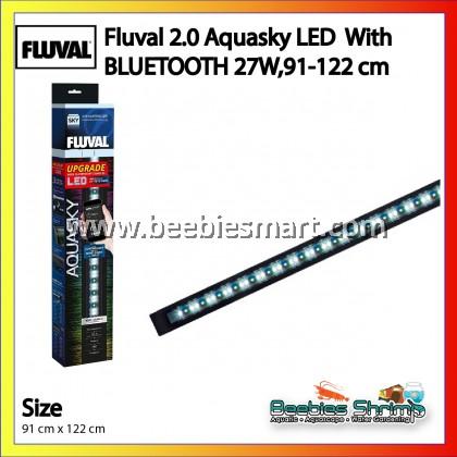 New Fluval 2.0 AquaSky LED with Bluetooth 27W, 91-122CM