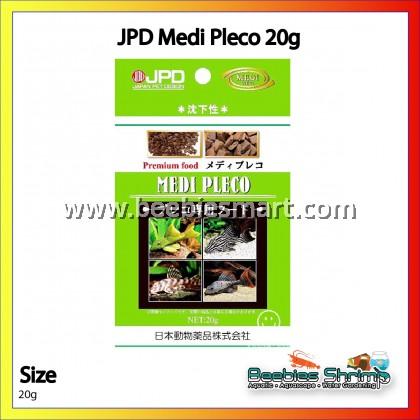 JPD Medi Pleco 20g
