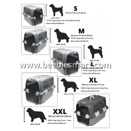 Dogit Pet Cargo Dog Carrier