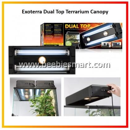 Exoterra Dual Top Terrarium Canopy