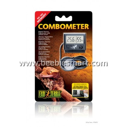 Exoterra Digital LED Thermometer & Hygrometer