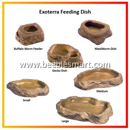 Exoterra Feeding Dish / Feeder