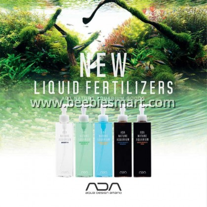ADA New Liquid Fertilizer Green Brighty Series