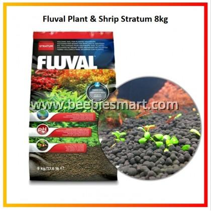Fluval Soil Plant & Shrimp Stratum 8kg