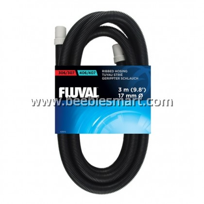 Fluval External Filter Ribbed Hose For 04/06/07 Series