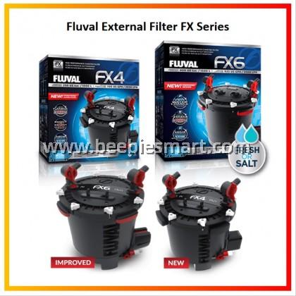 Fluval External Filter FX Series FX4 / FX6