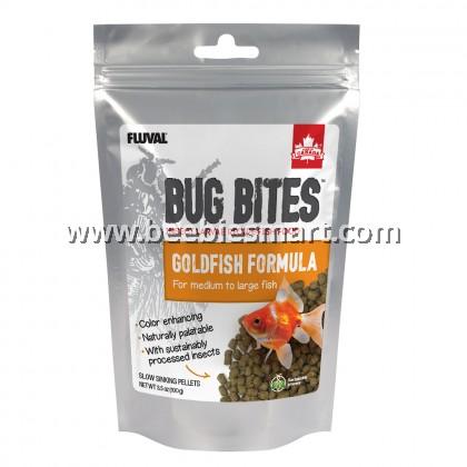Fluval Bug Bites Goldfish Granules & Pellets