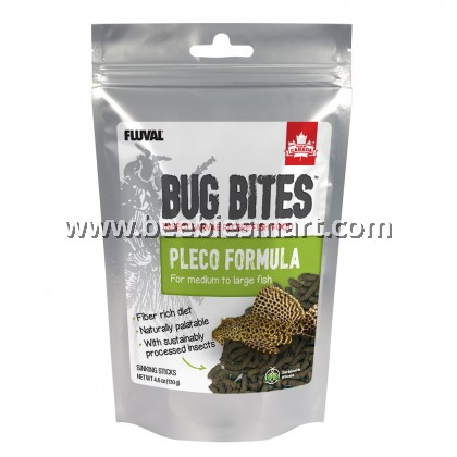 Fluval Bug Bites Bottom Feeder / Pleco Granules & Pellets