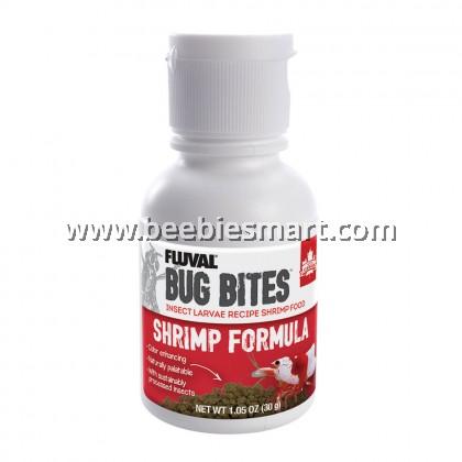 Fluval Bug Bites Shrimp Micro Granules 30g