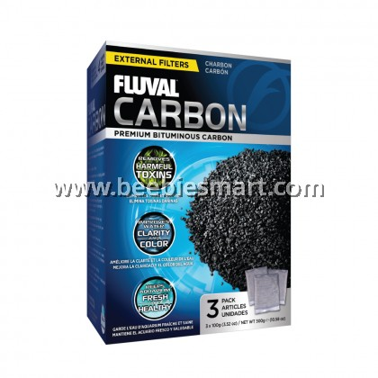 Fluval 207 Filter Spare Part & Media Collection