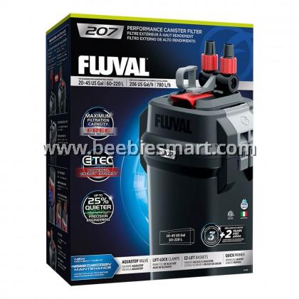 *Promotion* Fluval 207 Canister External Filter
