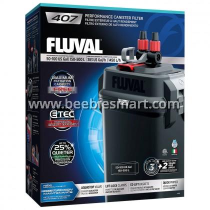 *Promotion* Fluval 407 Canister External Filter