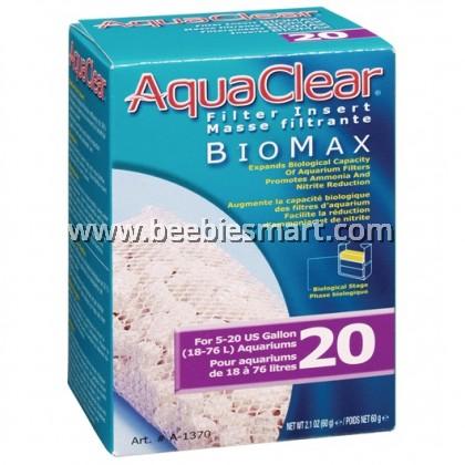 AquaClear 20 Bio-Max Insert - 60 g