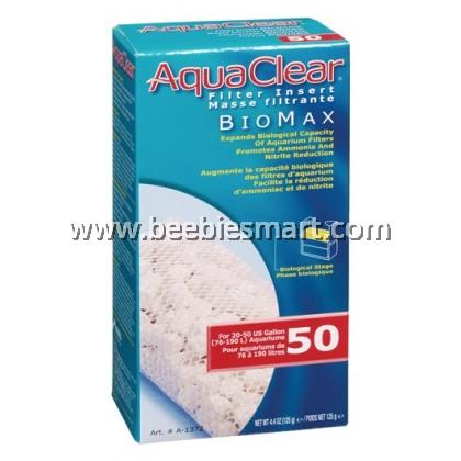 AquaClear 50 Bio-Max Insert - 125 g