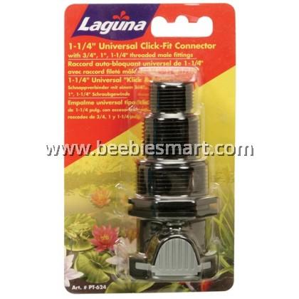 "Laguna 3.17 cm (1 1/4"") Click-Fit - Universal"