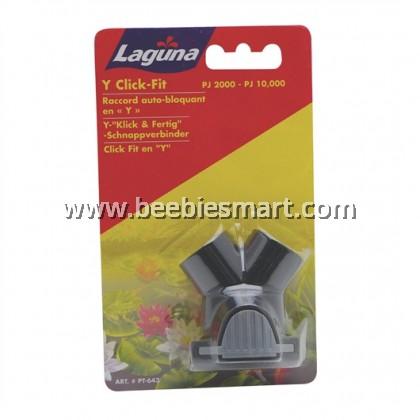 """Laguna 2.54 cm (1"""") Y Click-Fit"""