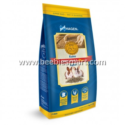 Hagen Original Plus Rabbit Food - 2 kg