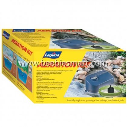 Laguna Aeration Kit Air Stone Pump Tubing Float
